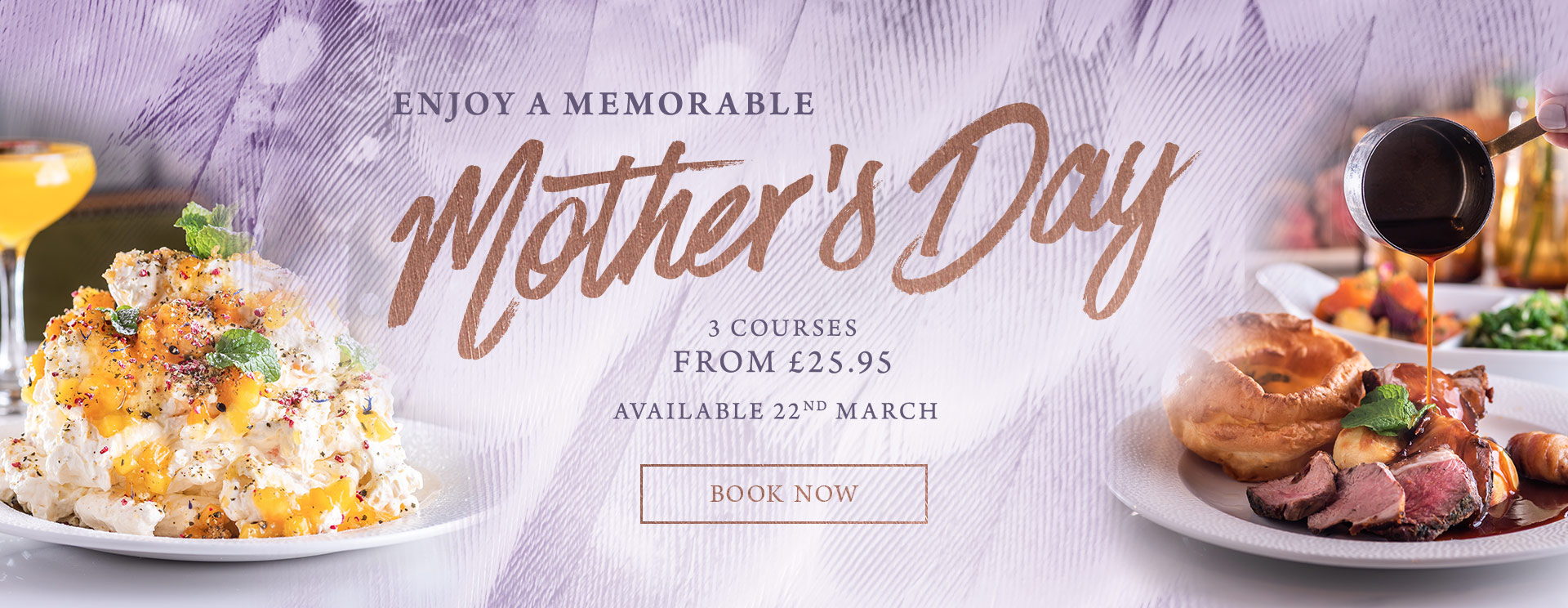 Mother's Day 2019 at The Cock Inn