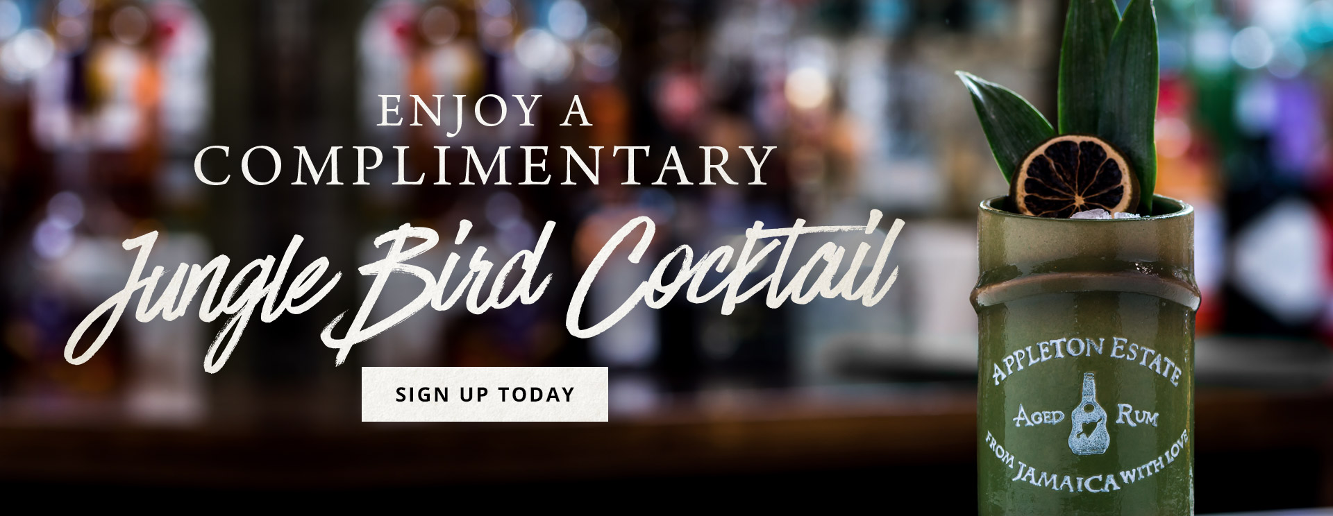 Sign up to The Cock Inn newsletter